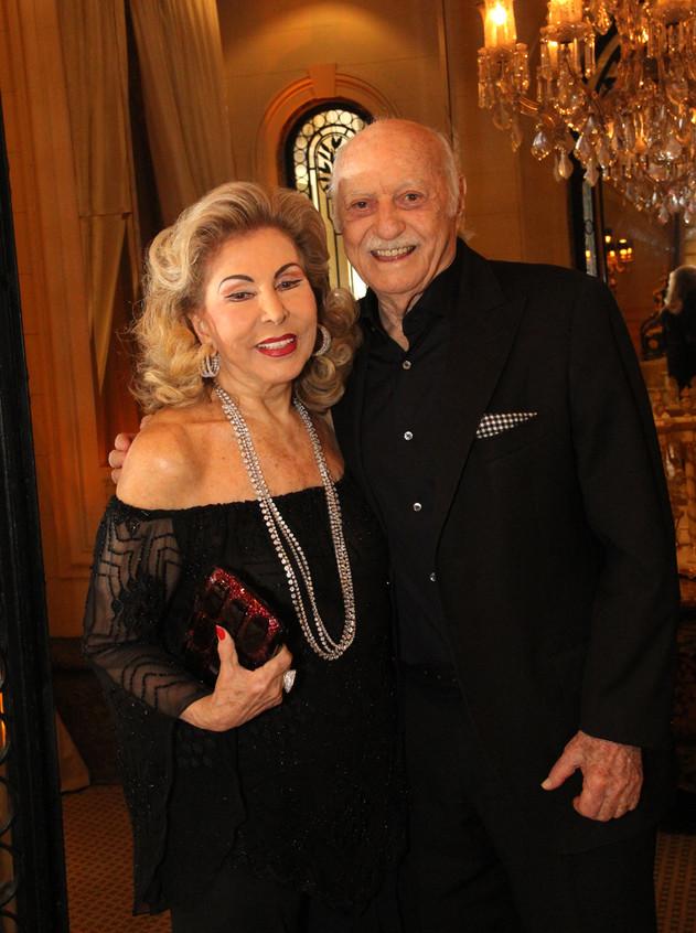 Mariza e Jair Coser