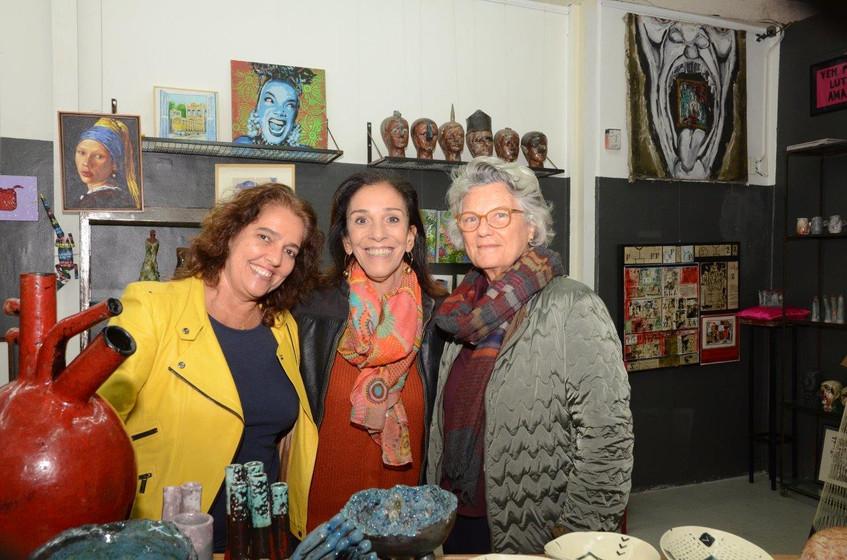 Lorena Coutinho, Alicinha Silveira e Hel