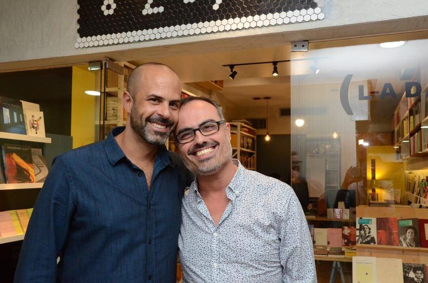 Ricardo Portilho e Christovam de Chevali