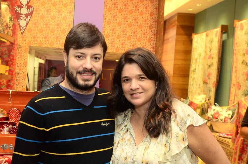 Ricardo Cecci e Beatriz Hutchings