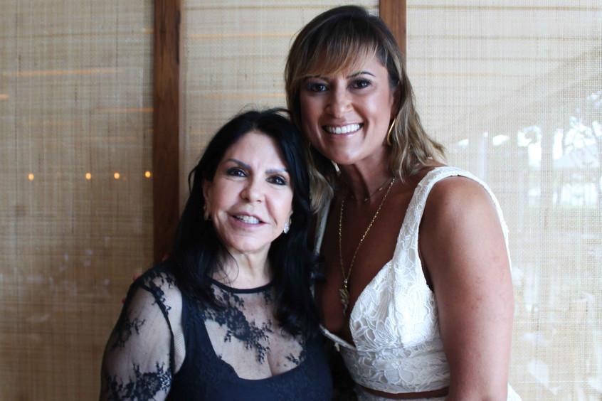 Elisa Rocha e Marilene Gomes