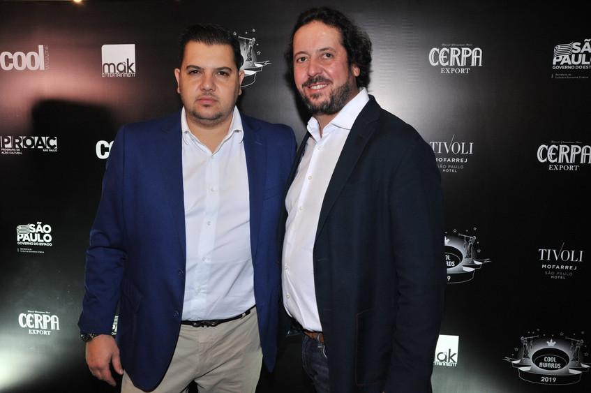 Ti Bernardes e Nuno Camacho