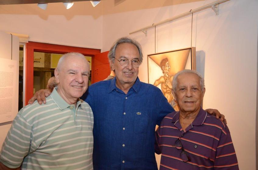 Wilson Piran, Ronnie Mesquita e Paiva Br