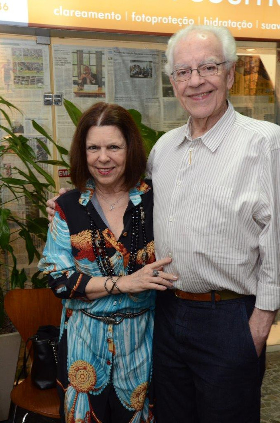 Vanda Klabin e Paulo Bertazzi