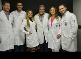 Murilo Berdusch, Juan Pablo Arbelaez, Miluska Bromley, Enzo Rivera, Roberta Picoloe Alexei Almeida