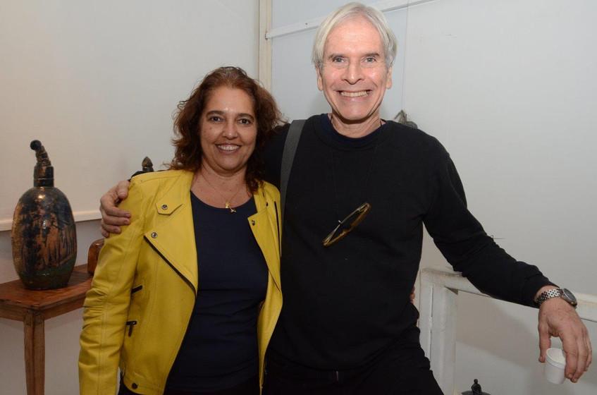 Lorena Coutinho e Alberto Kaplan