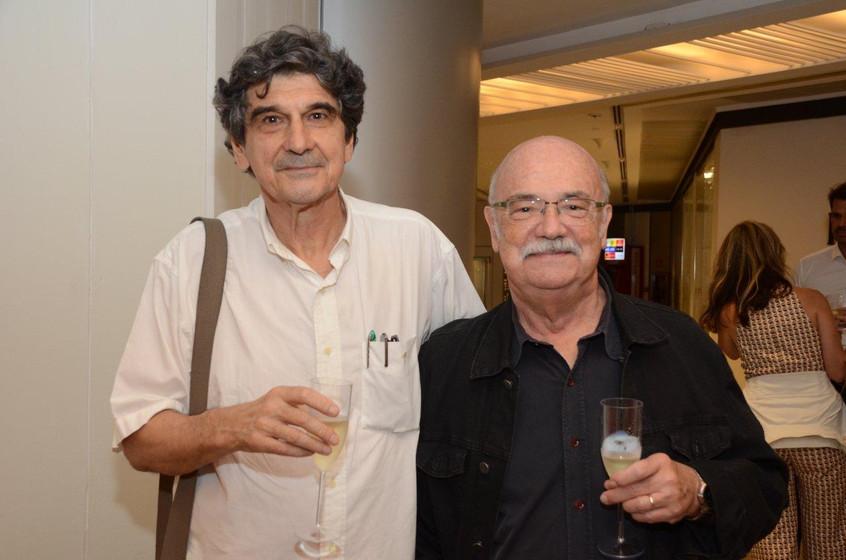 George Iso e Adriano Mangiavacchi