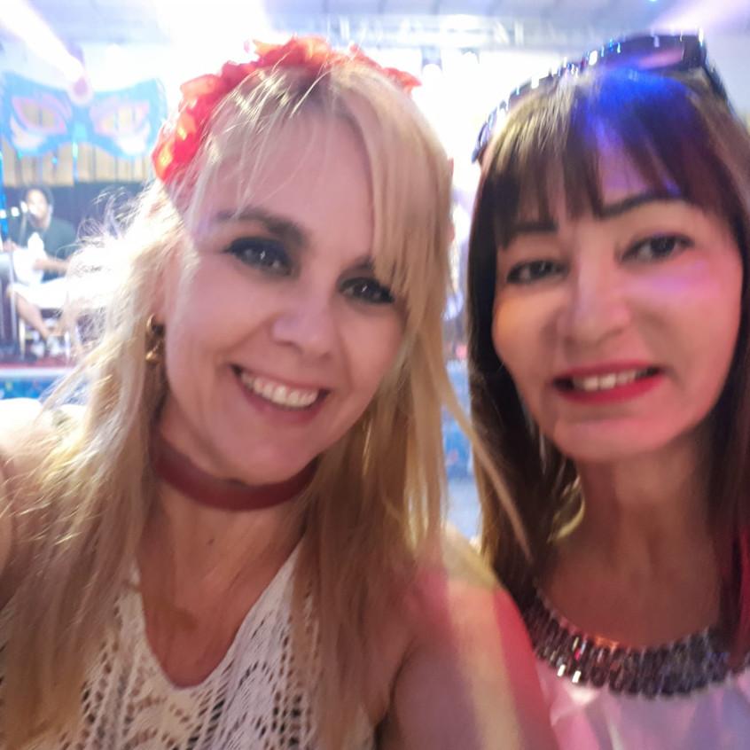 Marisa e Jussara Calmom