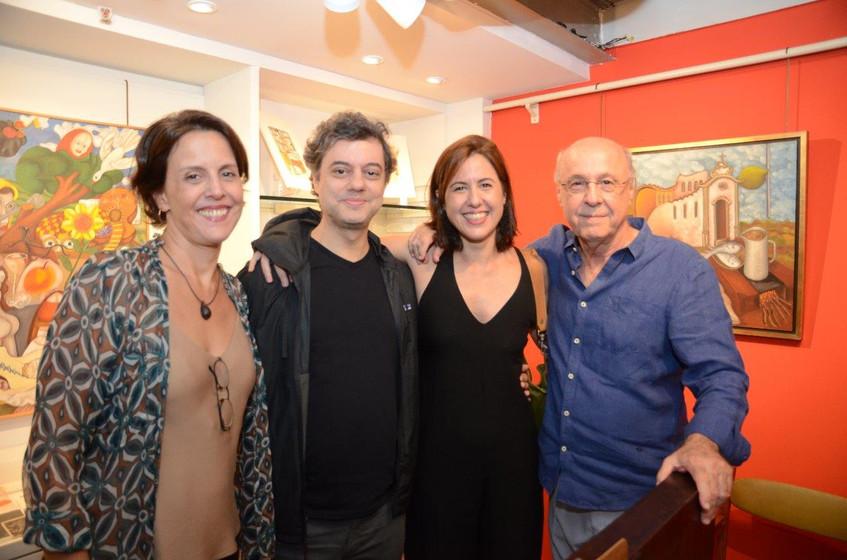 Laura Carneiro, Sidney Honigsztejn, Silv