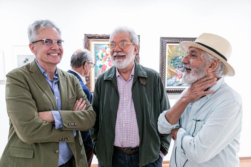 Lauro Cavalcanti, Glaucio Campelo e Glau