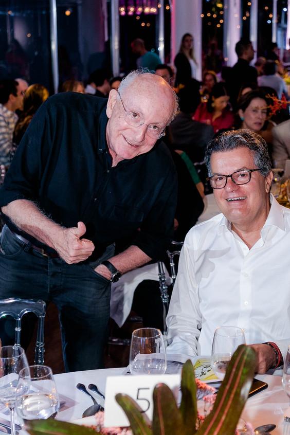 Armando Strozemberg e Ronaldo Cesar Coel