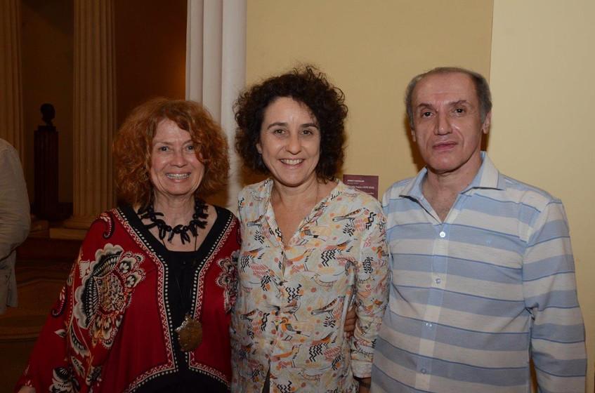 Josely_Carvalho,_Lúcia_Helena_Tapajós_Sa