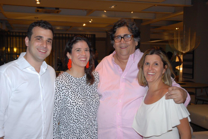 Paulo Crosman, Fernanda Quentel, Antonio