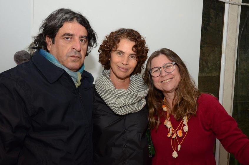 Pojucan, Thelma Innecco e Ludmila Muelle