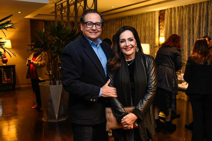 Nestor Rocha e Liliana Rodriguez (2)
