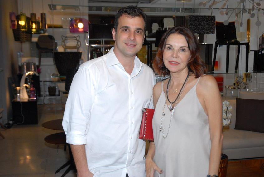 Paulo Crosman e Patricia Meyer - Novo Am