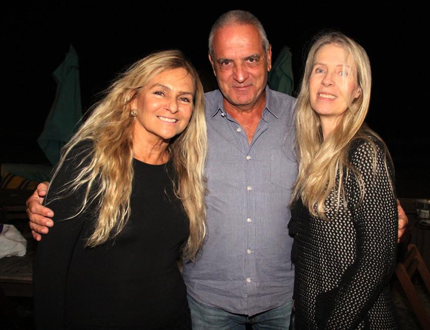 Brita Brazil  ,Paulo  Campos e Elaine Al