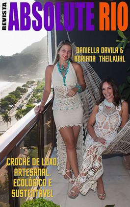 Daniela Davila e Adriana Theilkuhl