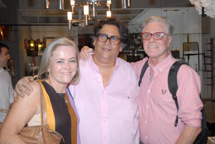 Rosa Prado, Antonio Neves da Rocha e Cla