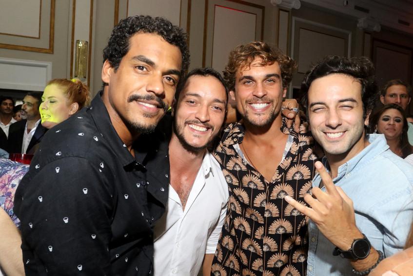 Marcel Melo, Alan e Felipe Roque 6637