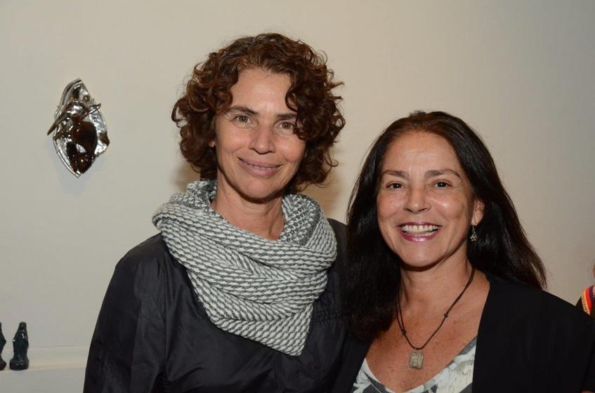 Thelma Innecco e Mitsy Giacomini