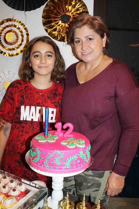 Valen e Mara Oliveira