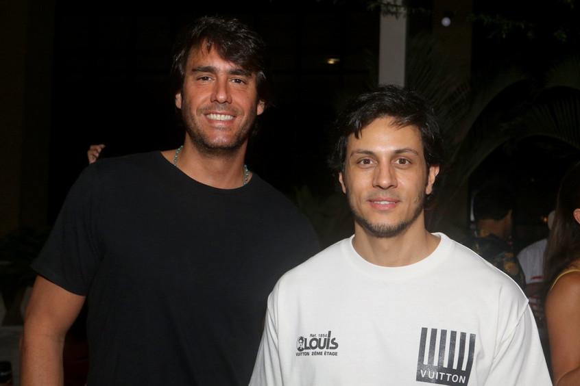 DJs Paulo Velloso e Thiago Mansur 2111