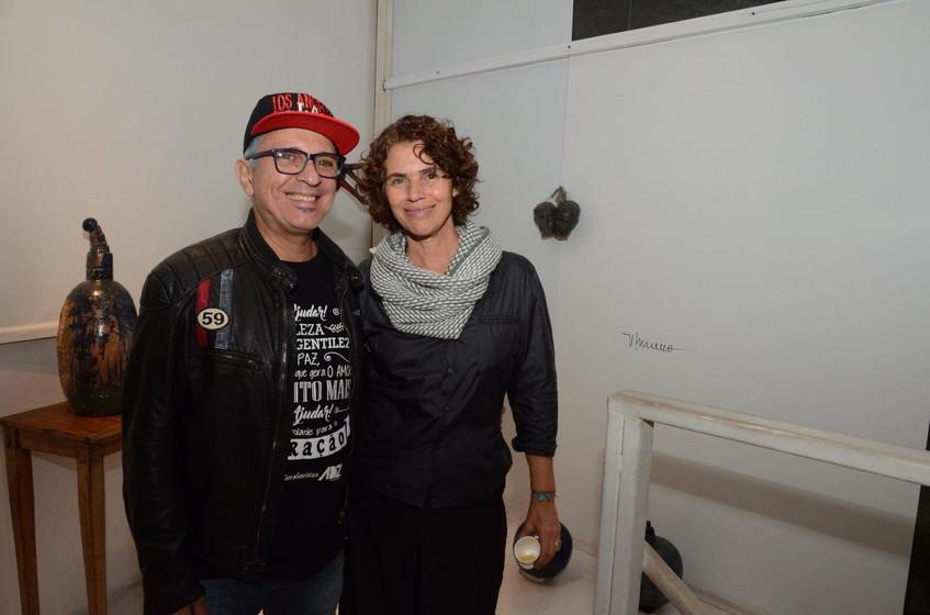 Tadeu Mathias e Thelma Innecco