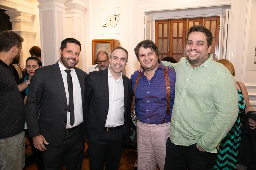 João_Paulo_e_Marcelo_Mallet,_Claudio_Cas
