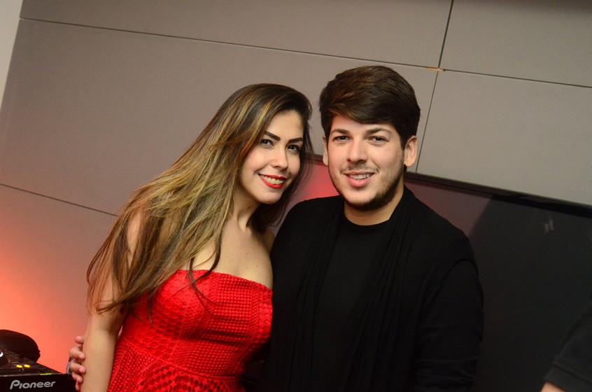 Thais Niskier e Marcos Freitas