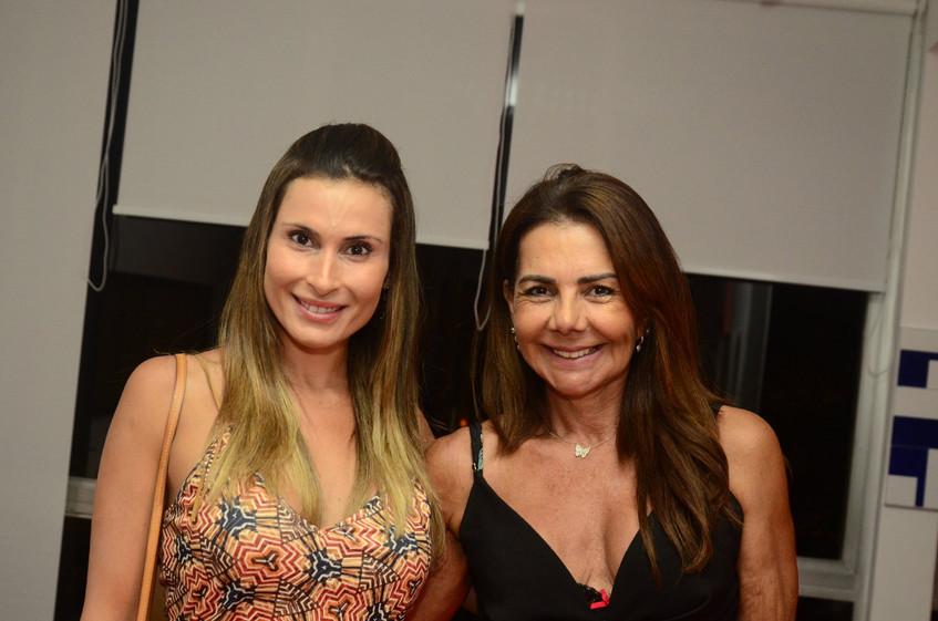 Erica Fonseca e Luciana Almeida