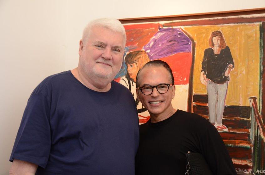 John Nicholson e Heckel Verri