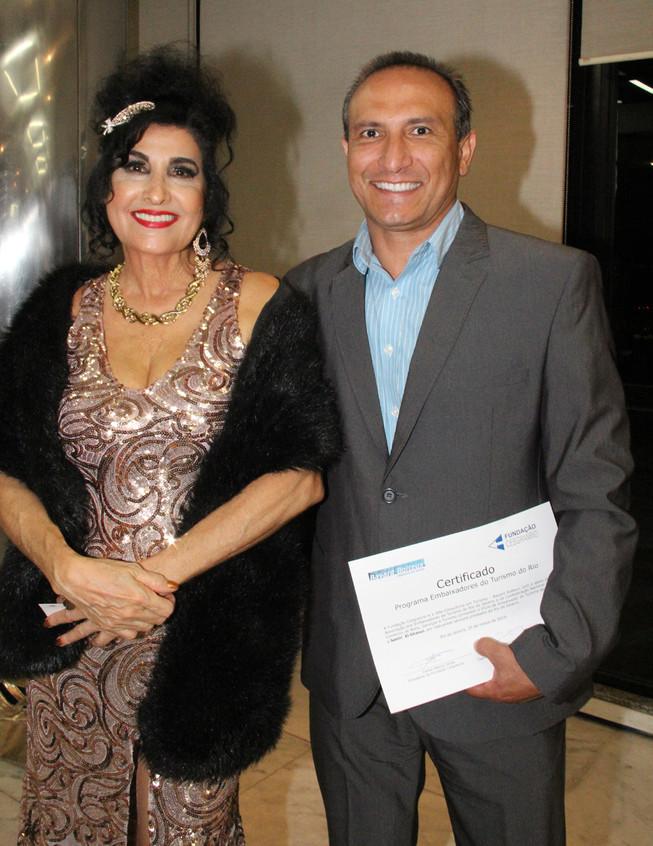 Hanna e Samir Ghaoui
