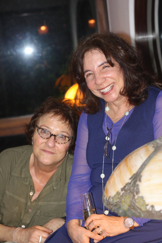 Esther Kuperman e Edelyn Schweidson