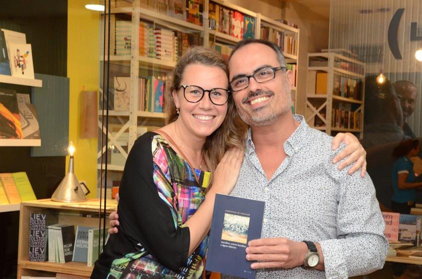 Melissa Wallaner e Christovam de Chevali