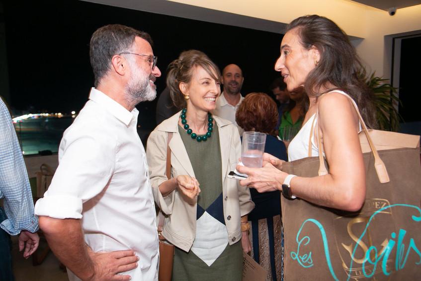 Beto Figueiredo, Patricia Marinho e Manu