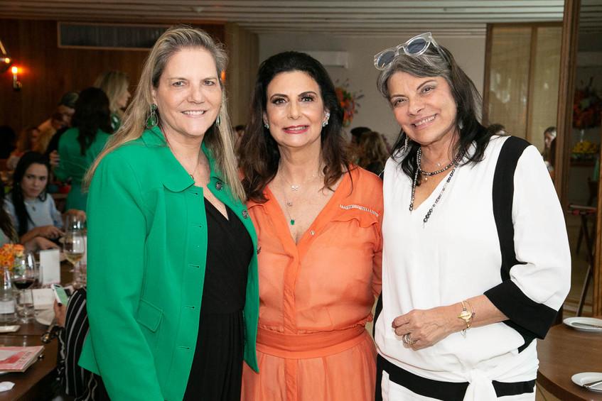 Maninha Barbosa, Denise Grassi, Rose Add
