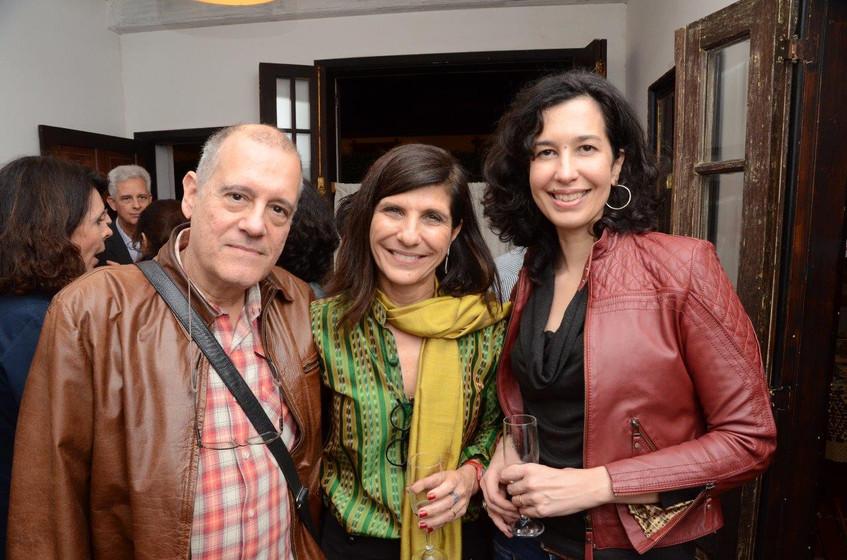 Paulo Henriques Britto, Gisela Zincone e