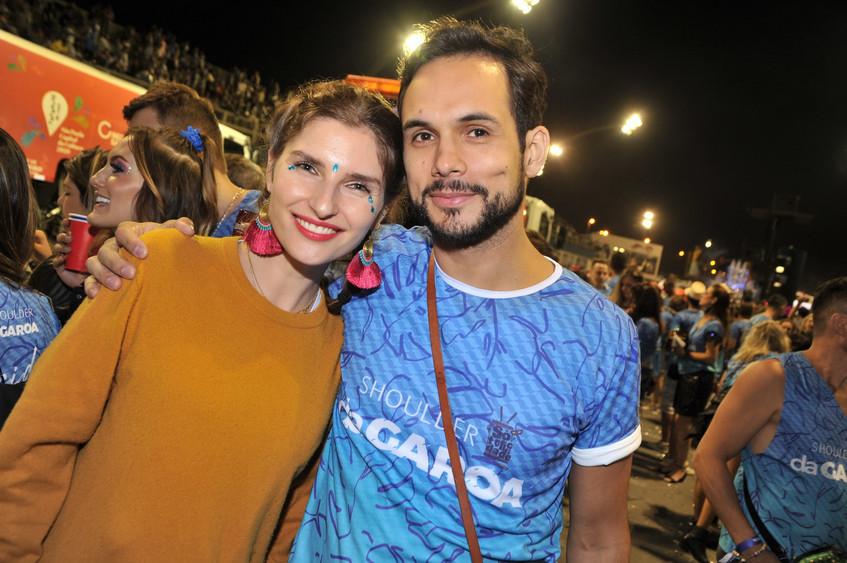 Milena de Melo e Hugo de Melo