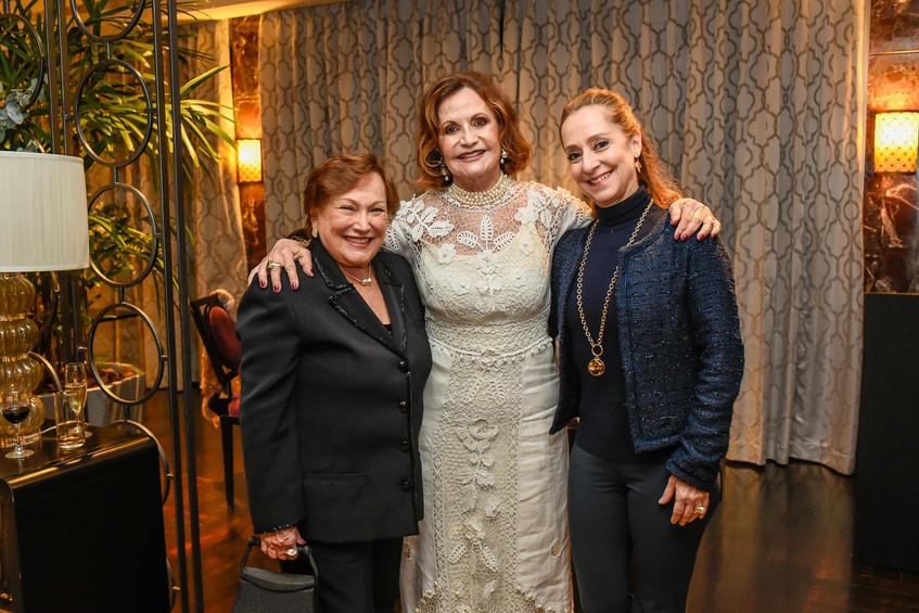 Nicette Bruno, Rosa e Ana Botafogo