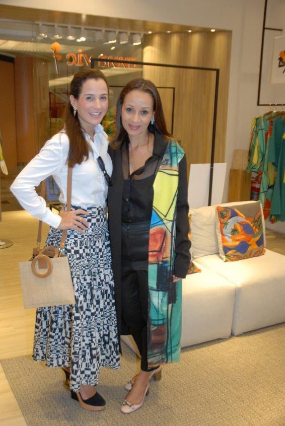 Joana Nolasco e Alessandra Mariz