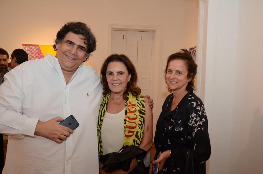 Antonio Neves da Rocha, Vera Andrade e P