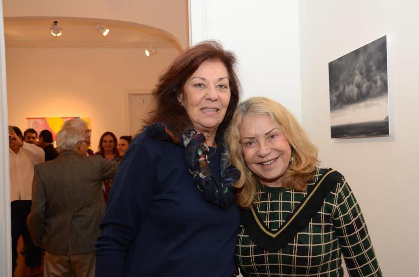 Alicia Gayoso e Dalise Duboc
