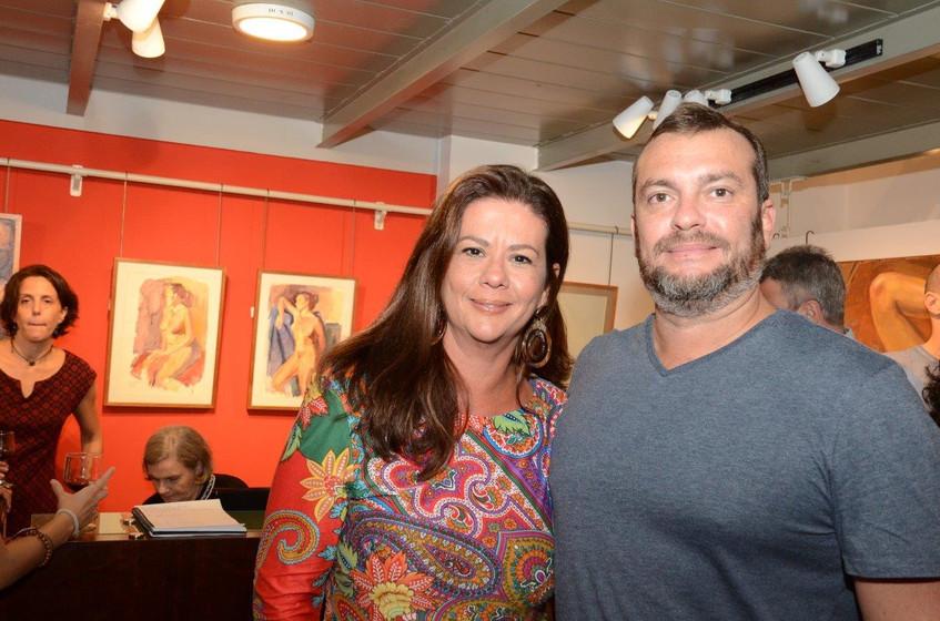 Fabiana e Marcos Scorzelli