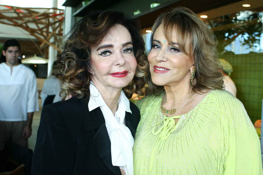 Vera Loyola e Regina