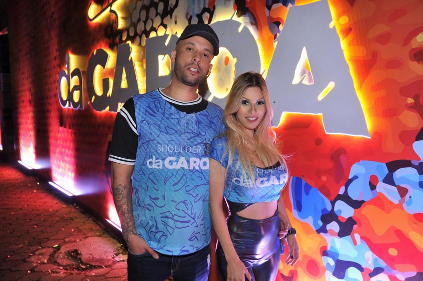 Ale e Amanda Ramalho