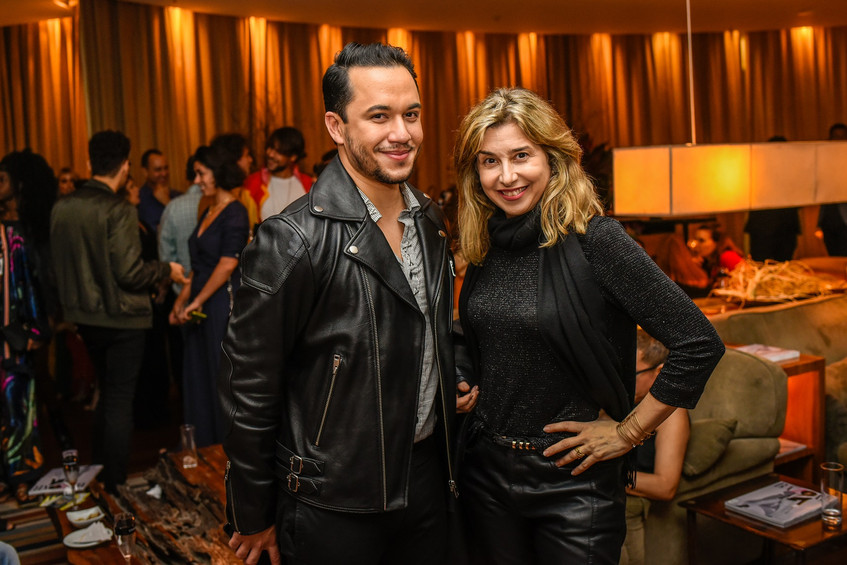 Mylena Ciribelli e Vinicius Belo