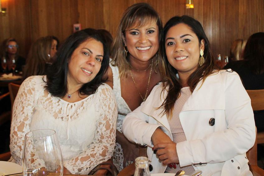 Nereide, Elisa Rocha e Thais Patricio