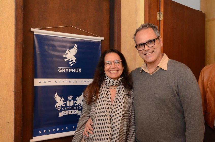 Carmen Torras e Axel Sande
