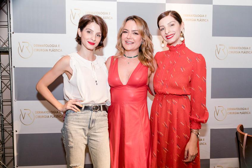 GiselleBatista, Aline Vieira e Michelle